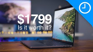 Review: $1799 MacBook Pro with Magic Keyboard - is it worth it?