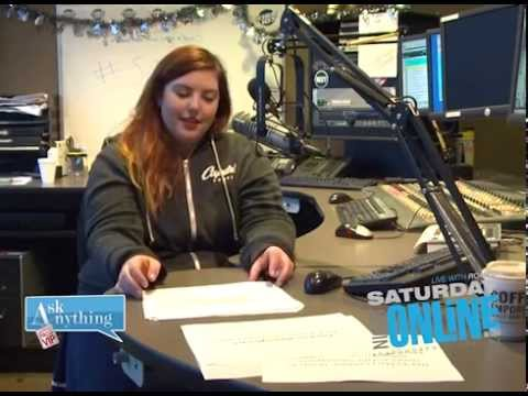 Mary Lambert Answers Fan Questions On Ask Anything Chat w/ Romeo, SNOL  - AskAnythingChat