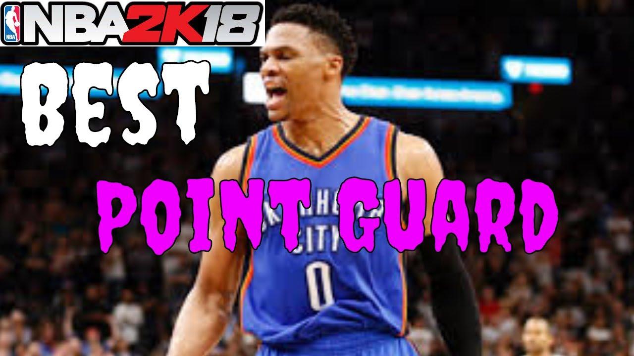 c8b4cf4d3734 NBA 2K18 How to Be The Best Point Guard in Pro Am - YouTube