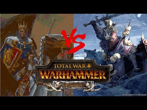 A First Look: Norsca & Wintertooth vs...