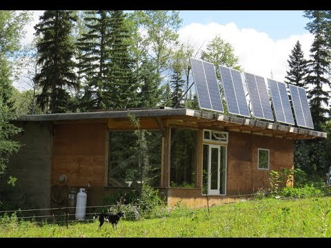 Off Grid Solar Power - with Simpliphi Lithium Ion Battery
