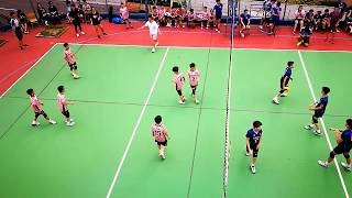 Publication Date: 2019-04-07 | Video Title: 2019 華英盃小學排球邀請賽冠軍戰 九龍塘宣道 1 vs