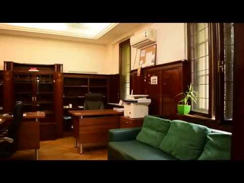 Coworking space shared office in Bucharest Downtown