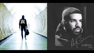 Faded Feelings (Mashup) - Alan Walker & Drake