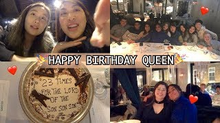 Обложка 23 Times For The Lord Happy Birthday Soa Uni Life Vlog London UK