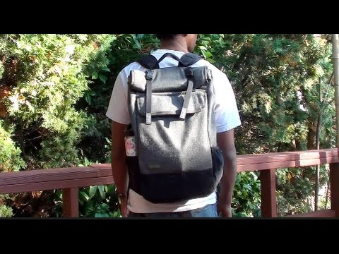62b5173948e5 Timbuk2 Prospect backpack Review - Custom Made - Wool - YouTube