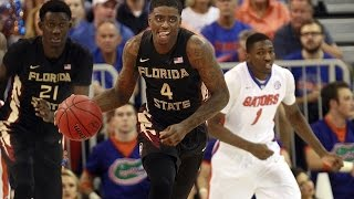 Dwayne Bacon - Florida State Highlights 2017