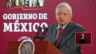 El canciller mexicano Marcelo Ebrard se refiere al asilo dado al expresidente boliviano.