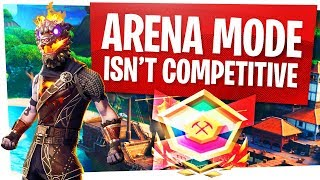 This NEW Ranked ARENA Mode still doesn't quite cut it... - Fortnite Pro Games