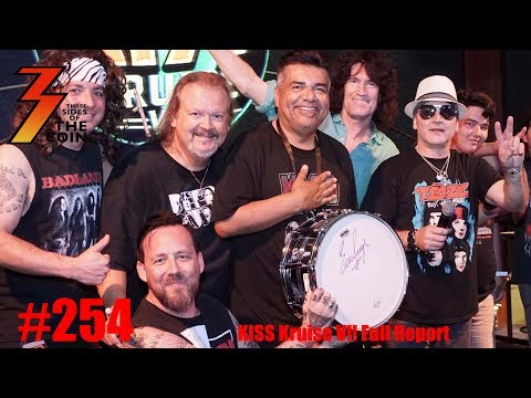 Ep. 254 Mark Cicchini is Back with Full Details of KISS Krui