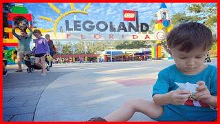 Legoland Florida - Dia de Diversão