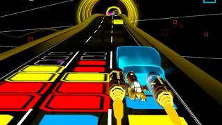 Audiosurf - Roadrunner - E-Z Rollers feat Sharon Brown