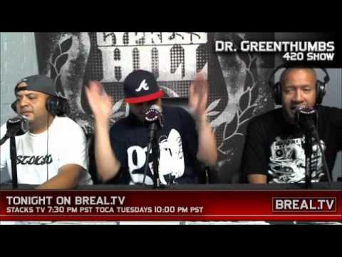 BREAL.TV | The 420 Show - MC Juice Freestyle