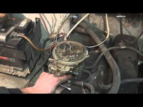 карбюратора К-151 на УАЗ