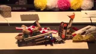 Hebocon in Yamaguchi 2015 - The robot competition for technically ungifted people