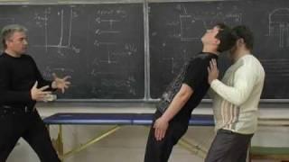Обучение студентов гипнозу. Каталепсия.