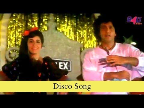 Disco Song   Full Song   Kaun Kare Kurbanie   Govinda, Anita Raj   HD