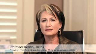 Prostate Cancer and Integrative Medicine Prof  KERRYN PHELPS