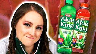 Download Irish People Try Aloe Vera Drinks