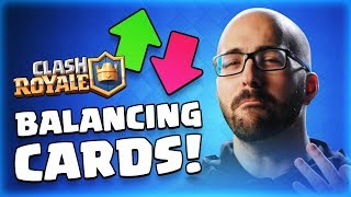 Clash Royale: This Is How We Balance Cards
