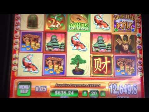 of luxury slot machine cheats
