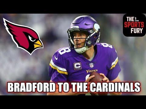 Sam Bradford to the Cardinals