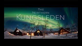 Sweden: Winter trekking on the Kungsleden trail