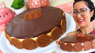 Torta Holandesa Tradicional de um Jeito Fácil e Delicioso