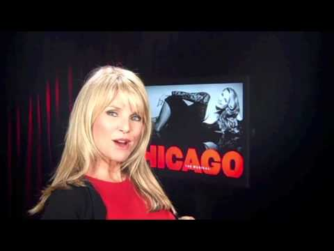 A Message from CHICAGO's Christie Brinkley
