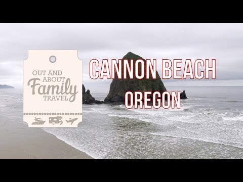 Cannon Beach - Oregon USA