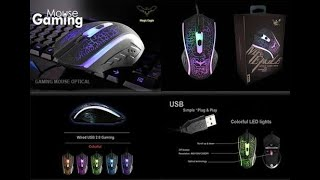 Havit Optical Gaming Mouse HV-MS736 Review 2020