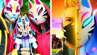** THE Biggest SECRET of DERIVA **Season X: MYSTERIES of Fortnite Battle Royale