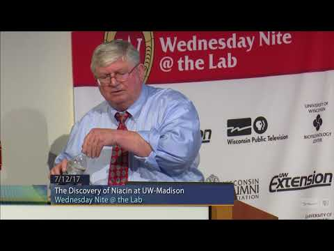 WPT University Place: The Discovery of Niacin at UW-Madison