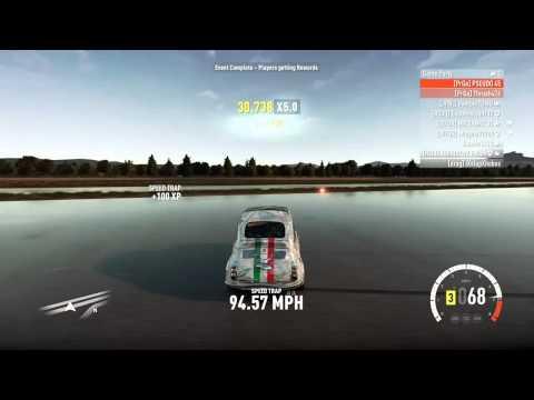Forza Horizon 2 - 250k Skill chain