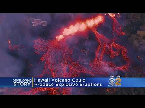 Geologists: Kilauea Could Produce Explosive Eruptions