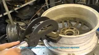 Комплект приспособлений для правки дисков SIVIK КС 706(, 2015-07-22T11:50:31.000Z)