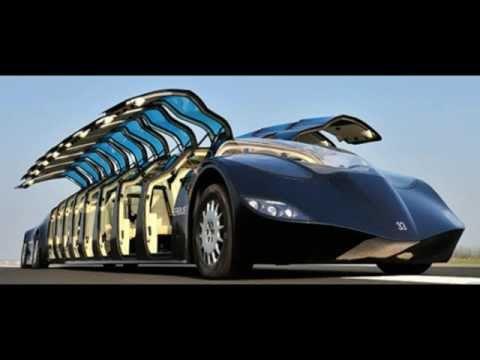 Самые необычные  автомобили.