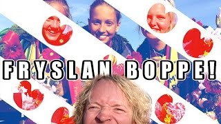 JELLE B - [[VLOG#15]] Fryslan Boppe! (en Vaassen)
