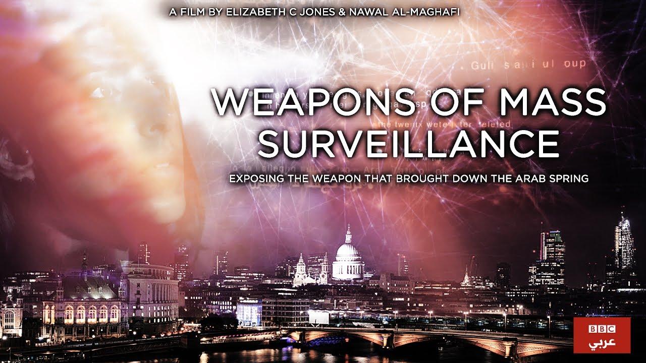 Weapons of Mass Surveillance – Trailer