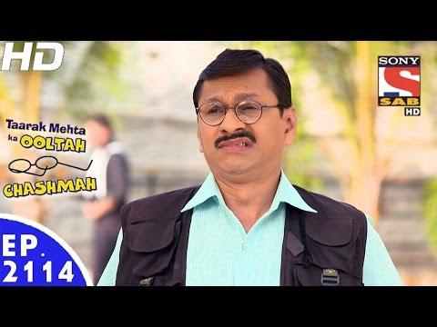Taarak Mehta Ka Ooltah Chashmah - तारक मेहता - Episode 2114 - 12th January, 2017