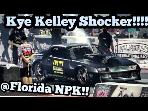 Street Outlaws Kye Kelley Shocks Florida No Prep Kings!!