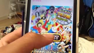 ワンピーストレジャークルーズ虹の宝石783個GET方法 thumbnail