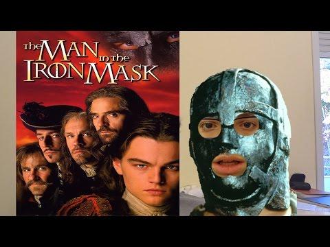 O homem da máscara de ferro (1998)- ESPECIAL DICAPRIO
