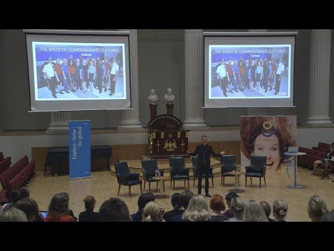 The Mind of the Leader – Compassion Keynote by Rasmus Hougaard