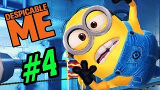 Despicable Me Game Mobile - Nhiệm Vụ Săn Chuối - Minion Kẻ Trộm Mặt Trăng Androi, Ios #4