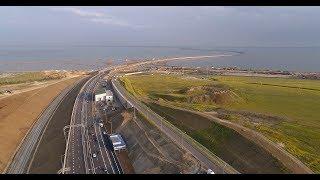 Крымскій мостъ 4K: Байкери і перші автомобілі (частина 2)