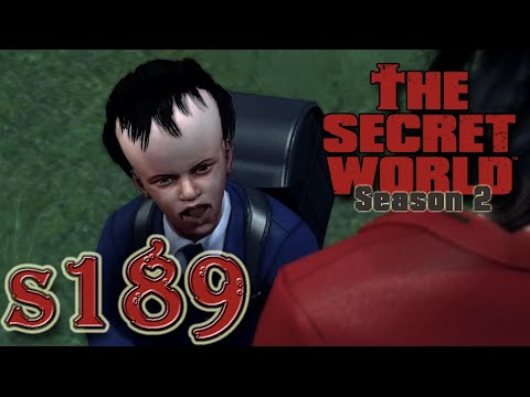 The Secret World S2.189 - Youth Outreach Part 1 - Jung