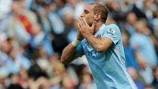 Manchester City's last-second score wins Premiere League title
