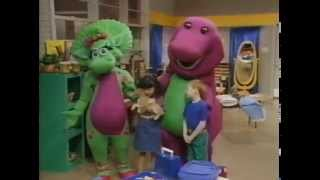 Barney I Love you (Happy birthday barney