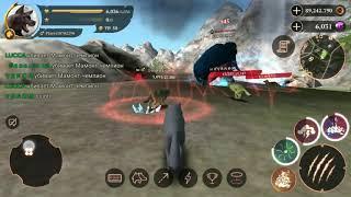 The wolf game игра убиваем мамонта чемпиона killed mamont champion Online Simulator